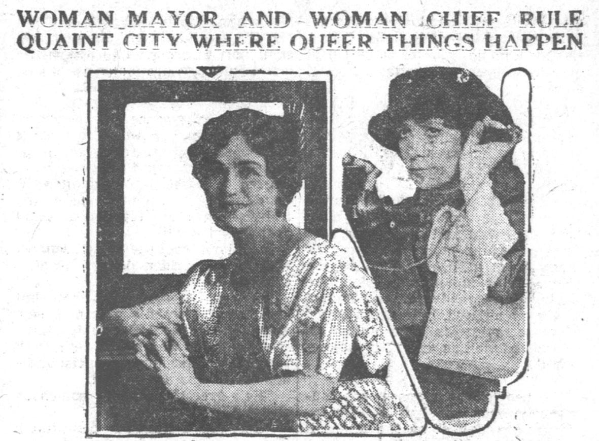 Watch Edna Payne video