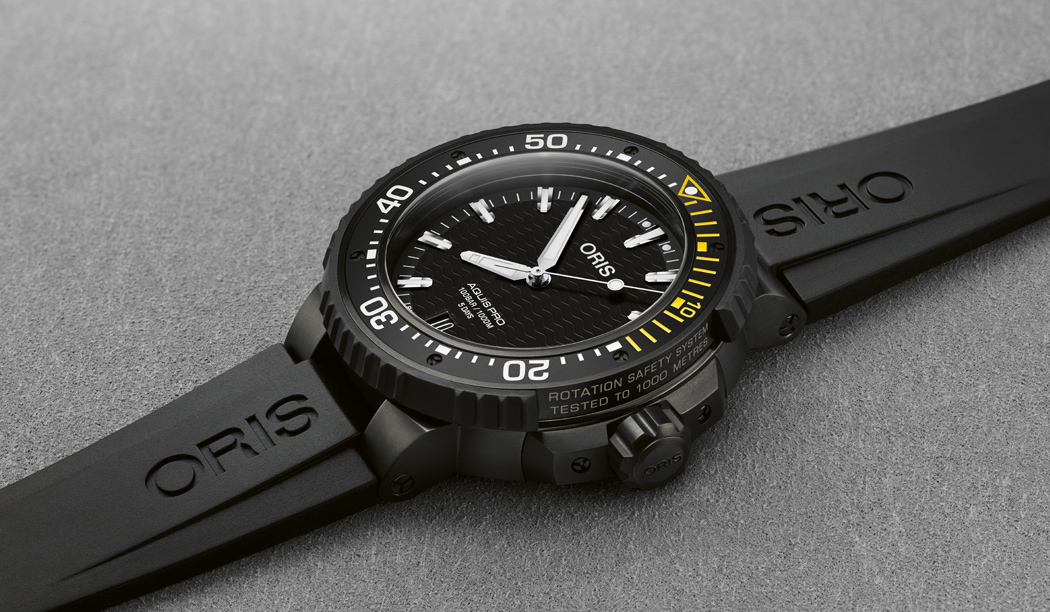 Oris Calibre 400 sets The New Standard in Swiss mechanical watchmaking