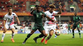 U.S.A beat Nigeria 2-0 at FIFA Under-20 World Cup in Poland