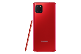 Galaxy Note10 Lite RED
