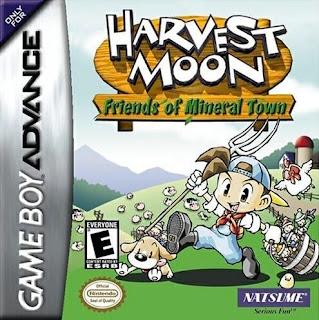 Seri Harvest Moon Dari Dulu Hingga Sekarang