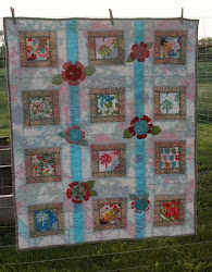Betsy's (crazy) Quilt