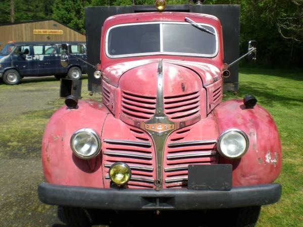 Dodge Truck Front