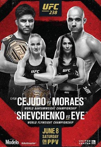 UFC 238  : Henry Cejudo Vs Marlon Moraes