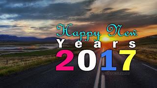 Dp BBM Ucapan Tahun Baru 2017