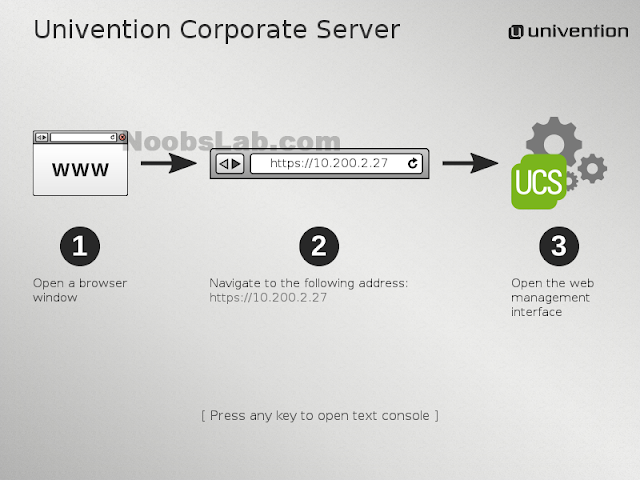 univention corporate server