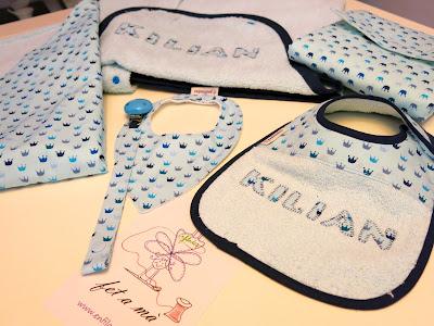 Regals per nadó personalitzats Enfilades.cat
