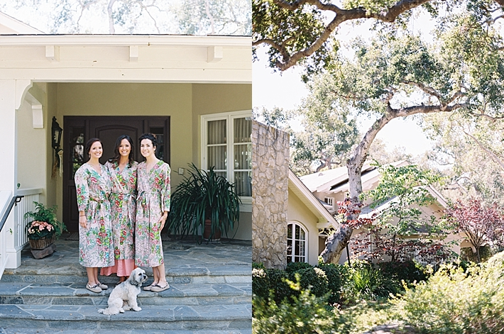 A Southern Inspired Wedding in Santa Barbara