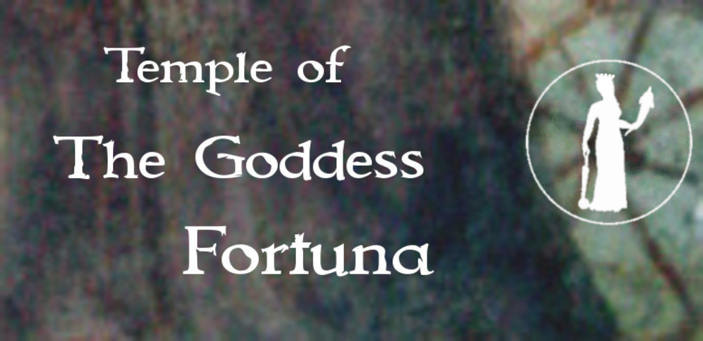 The Sanctuary of Temple of (the Goddess) Fortuna dot com