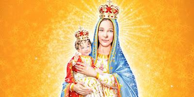 imagem de Nossa Senhora do Bom Parto