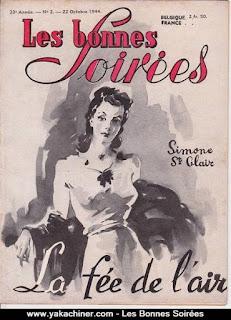 Simone St Clair