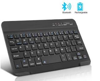Jual Keyboard Wireless Mini Murah