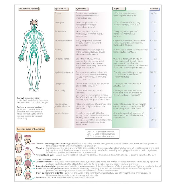 Approach To The Patient With Neurological Problems, History taking, Blackouts, Dizziness, Sensory symptoms, Fatigue,