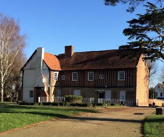 Pic of Ruislip Manor House