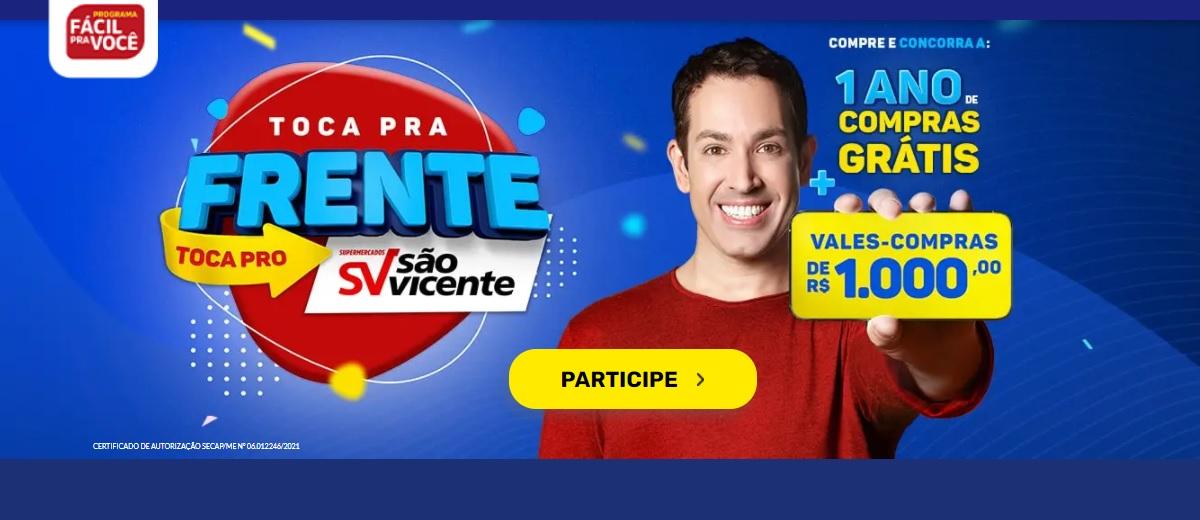 Promoção São Vicente 2021