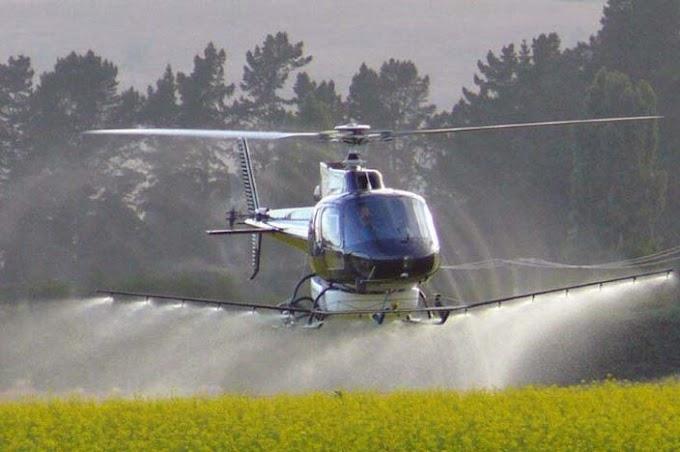 Σε έξαρση τα κουνούπια στον κάμπο του Ρουμλουκιού - Έκτακτοι αεροψεκασμοί σε Δ. Αλεξάνδρειας και Δέλτα