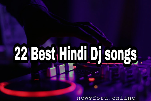 Hindi Dj Songs