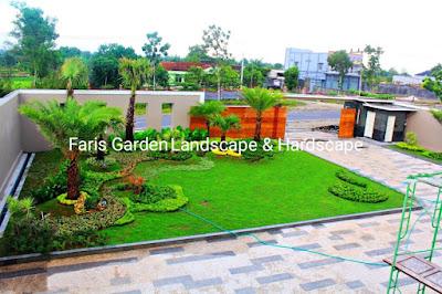 Tukang Taman Madura Sumenep Profesional - Jasa Pembuatan Taman di Madura