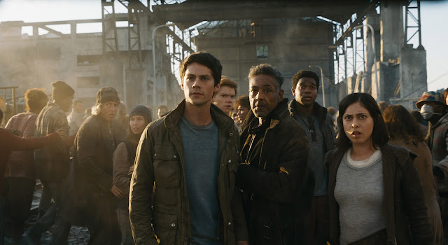 Maze Runner: The Death Cure: Film Review