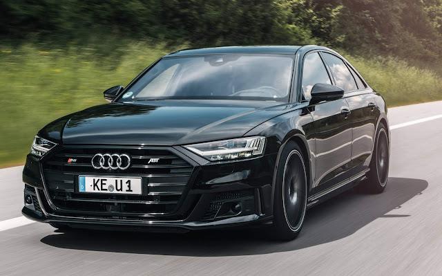 Audi S8 ABT Sportline chega a 700 cv e 800 Nm - fotos