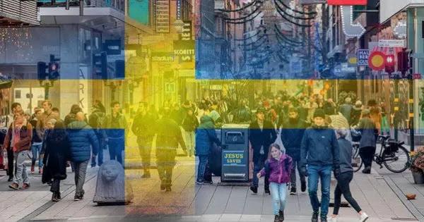 Η Σουηδία της ελευθερίας τελείωσε τον κορωνοϊό - Η Ελλάδα υποχρεωτικοί εμβολιασμοί και lockdown