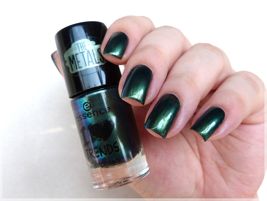 essence born to be wild nail polish