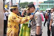 Kapolda Sulsel Kunjungan Kerja ke Kabupaten Soppeng