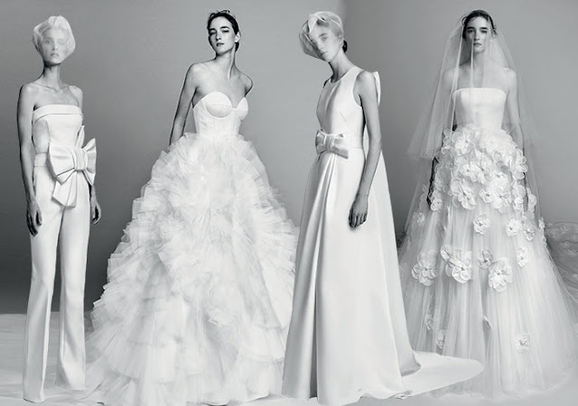 Viktor and Rolf Fall 2017 Bridal Collection