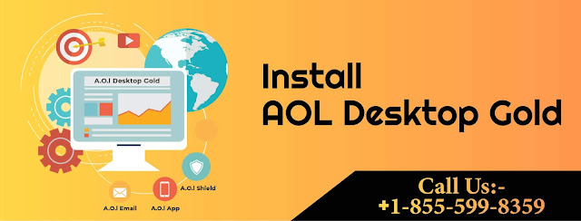 Install AOL Desktop Gold