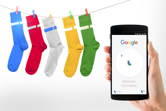 Official Google Australia Blog: Google Search for your socks
