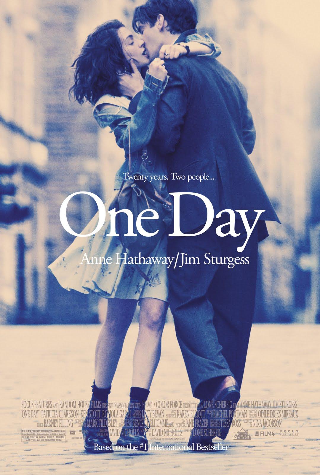 Poster - Um dia (One day) - Divulgação