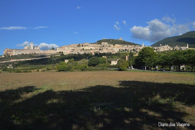 O que visitar em Assis, Itália