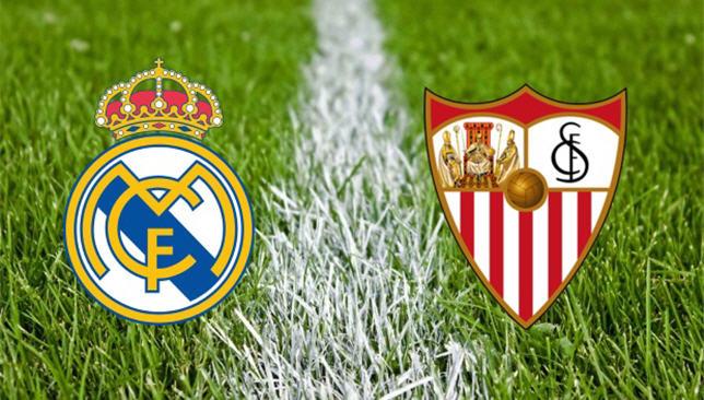 نتيجة مباراة ريال مدريد واشبيلية  في الدوري الأسباني نتيجة مباراة ريال مدريد اليوم ضد اشبيليه