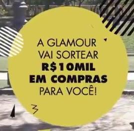 Cadastrar Promoção Glamour Moda 2017 Fashion Refresh 10 Mil Reais