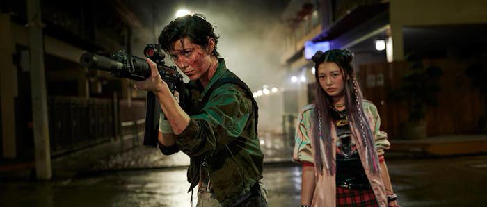 Kate film - Cedric Nicolas-Troyan - Netflix