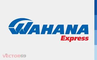 Logo Wahana Express - Download Vector File EPS (Encapsulated PostScript)