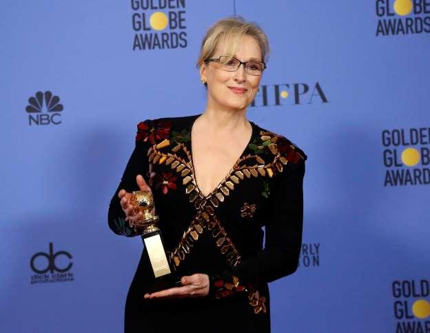Meryl Streep's Golden Globes Speech Belied An Inconvenient Truth About Hollywood