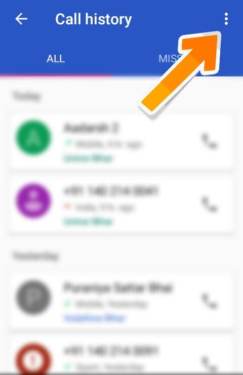 Android-Phone-Ki-Call-History-Clear-Kaise-Kare