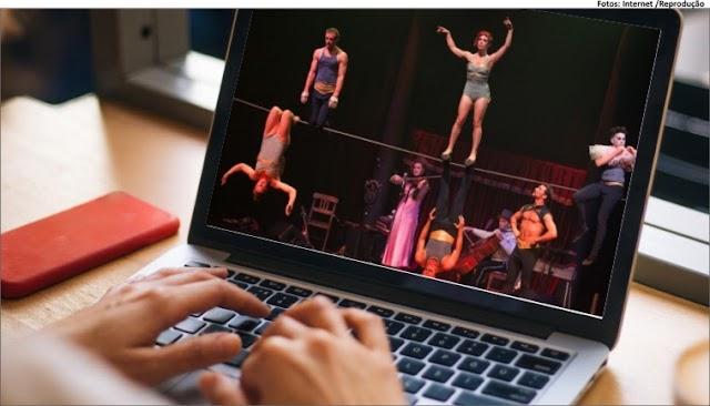 FESTIVAL CIRCUS HOME SHOW – Uma divertida live do bem para ajudar os circos do DF.