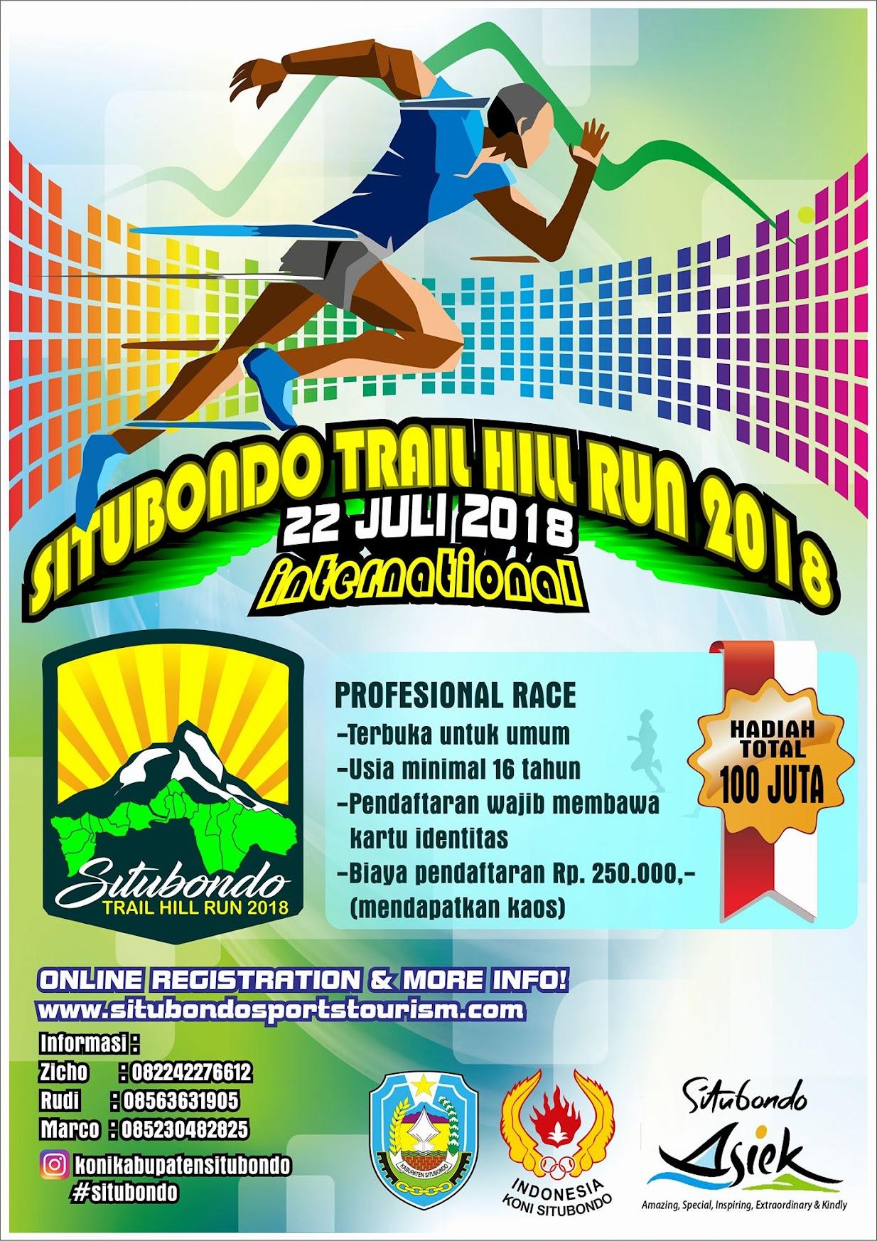 Situbondo Trail Hill Run • 2018