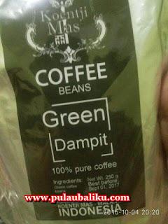 green coffe dampit