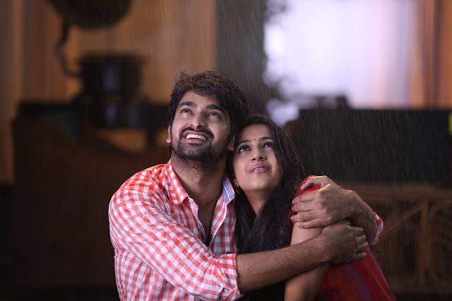 Niharika Konidela, Naga Shourya in Oka Manasu Movie Stills