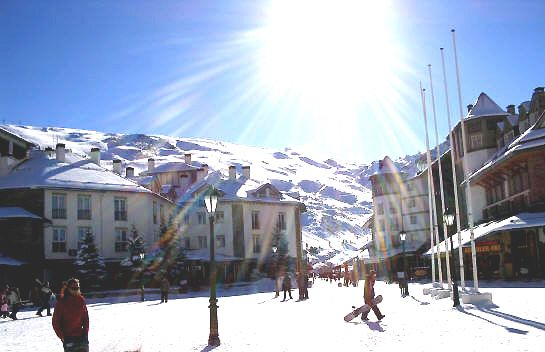 Recommendation ~ The Sierra Nevada something to do and see all year round