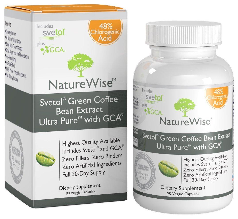 quick weight loss: ลดความอ้วน : NatureWise Svetol Green ...