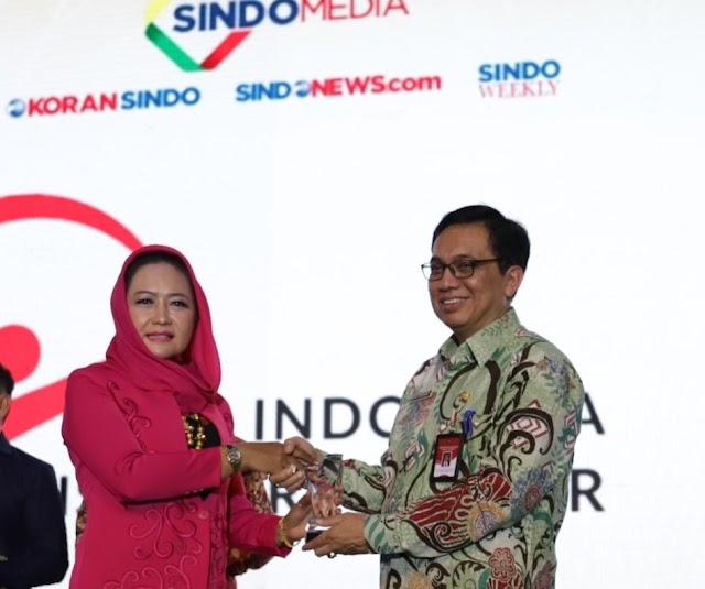 Deretan 24 Kepala Daerah Peraih Penghargaan Indonesia Visionary Leader