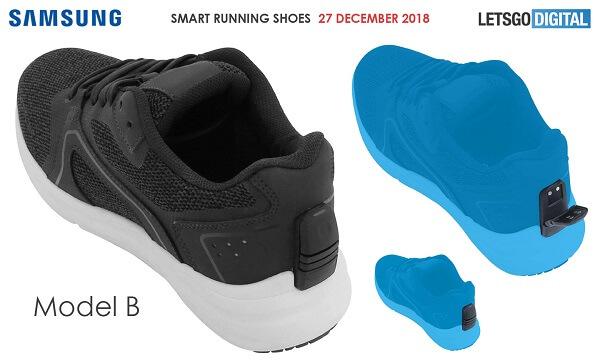 سامسونج أحذية ذكية  CES 2019