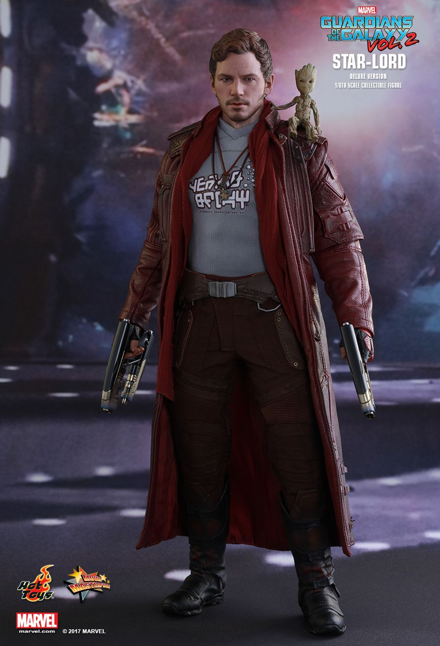 GUARDIANS OF THE GALAXY VOL.2 - STAR-LORD (Deluxe Version) 6