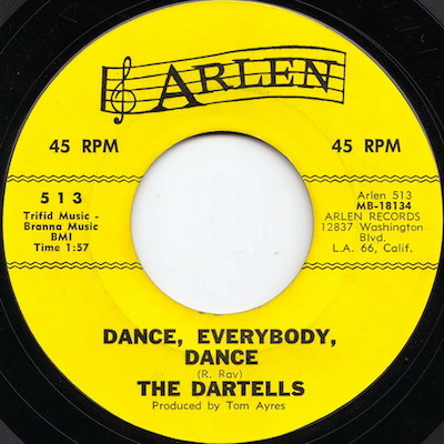 Dartells Dance Everybody Dance The Scoobie Song