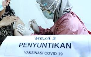 Positif Covid-19 Usai Vaksinasi, Ini Penjelasan Kemenkes