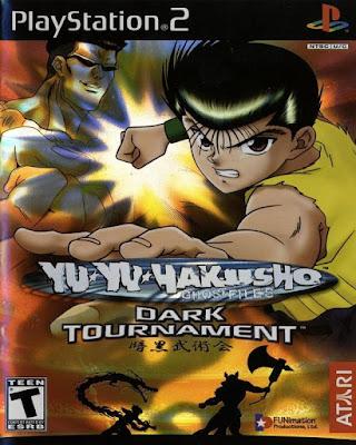 Yu Yu Hakusho Dark Tournament PS2 GAME ISO